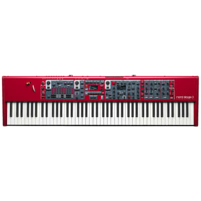 Nord Stage 3 88 88-Note Weighted Hammer Action Keybed