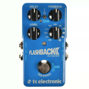 TC Electronic Flashback 2 Delay and Looper