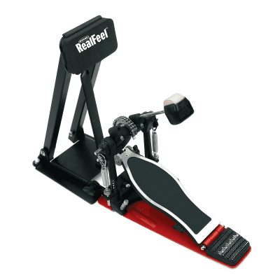 Evans RFBASS RealFeel Folding Bass Pedal Practice Pad