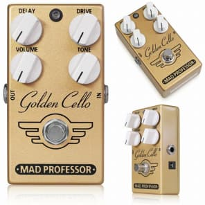 Mad Professor Golden Cello Overdrive and Delay for sale