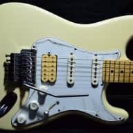 <p>Fender USA Stratocaster / IRON MAIDEN Adrian Smith ST MOD. Vintage White</p>  for sale