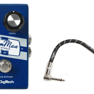 DigiTech JamMan Express XT Looper and Fender Patch Cable! image