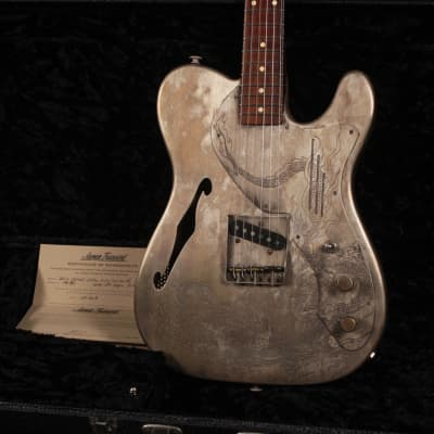 2009 Trussart Deluxe Steelcaster Esquire for sale