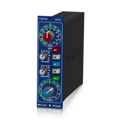 Midas 502 500 Series Mic / Line Preamp Module