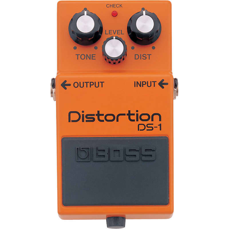 boss ds 1 distortion pedal russo music reverb. Black Bedroom Furniture Sets. Home Design Ideas