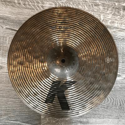 "Zildjian 14"" K Custom High Definition Hi-Hat Cymbal (Bottom)"