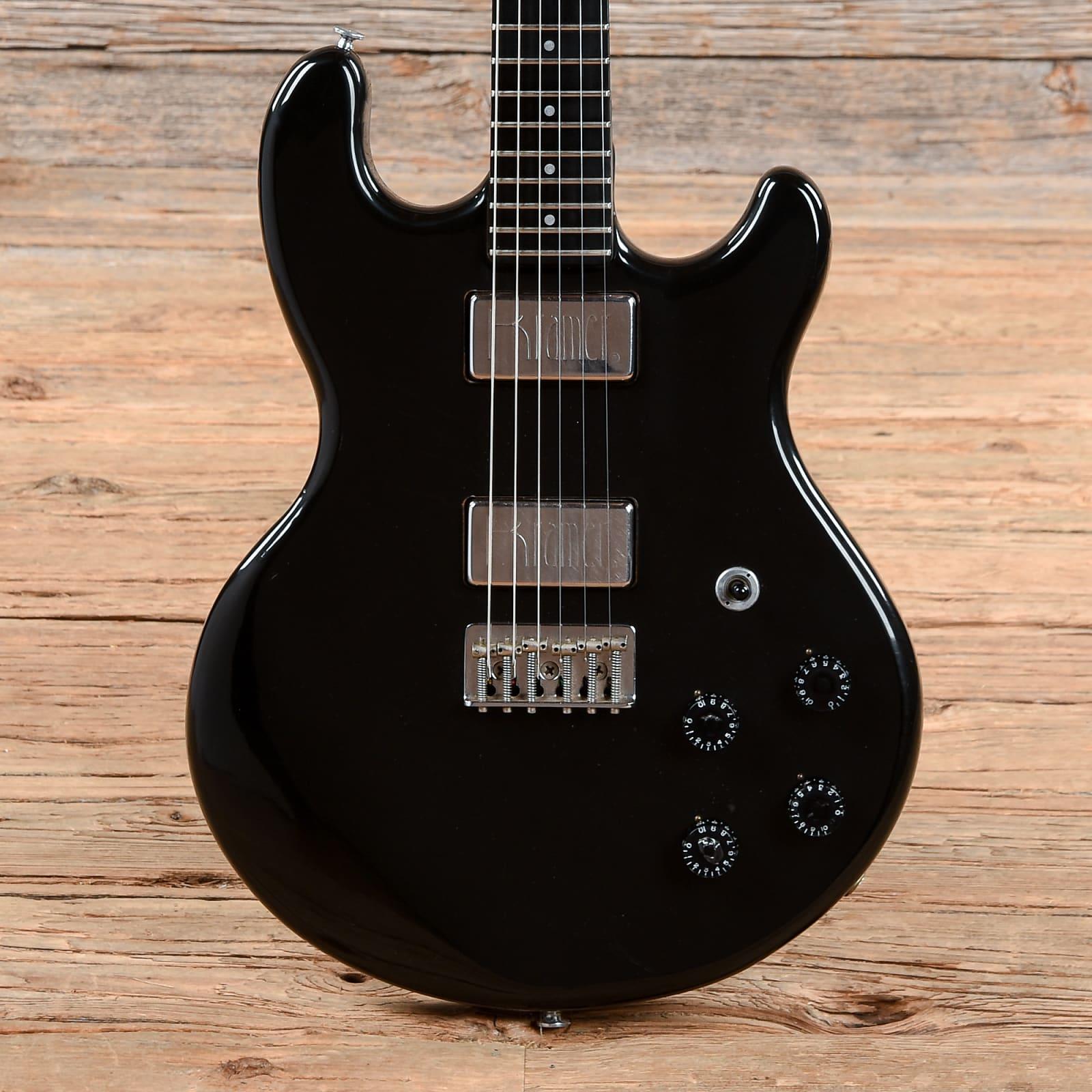 Kramer 450G Deluxe Black 1979