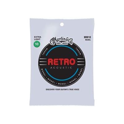 Martin Retro MM10 10-47 Extra Light