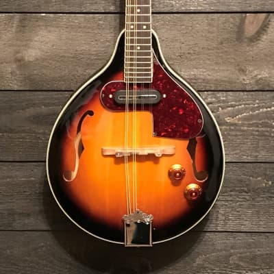 Samick Greg Bennett MA 2E Electric A Style Mandolin for sale