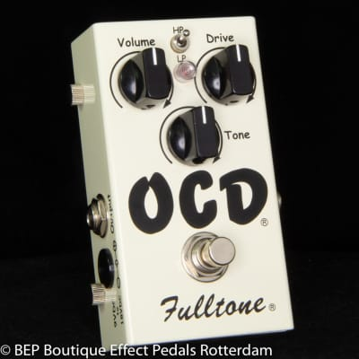 Fulltone OCD V1 Series 4 Obsessive Compulsive Drive s/n 5565, 2011 as used by Keith Richards