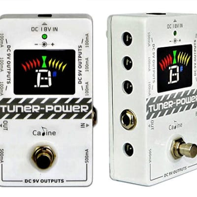 CALINE CP-09 Tuner Power NEW from Caline Power Supply + Tuner in one