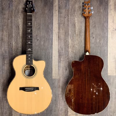 PRS SE A40E Angelus Acoustic Electric Guitar Natural for sale
