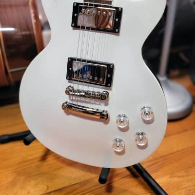 Epiphone    Les Paul Muse 2020 Pearl White Metallic
