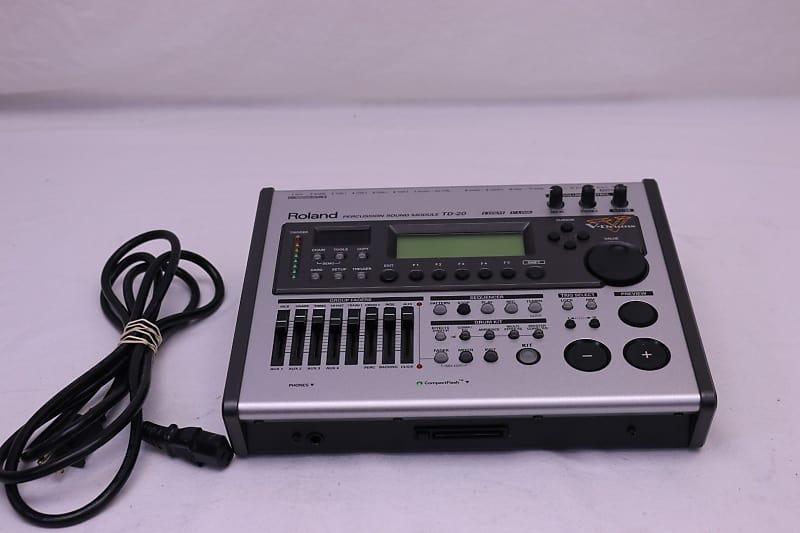 Roland TD-20 Electric Drum Brain Module V-Drum TD20 image