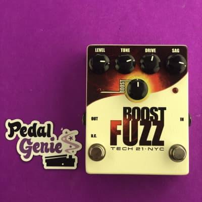[USED] Tech 21 BST-F Boost Series Fuzz