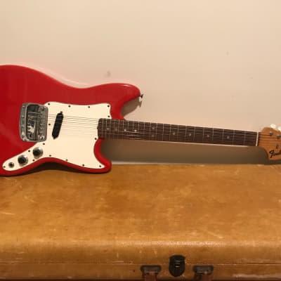 Fender Bronco  1968 Red for sale