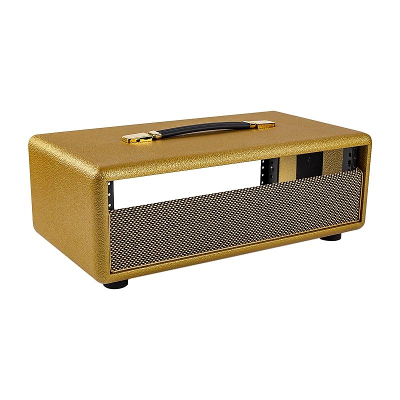 vboutique usa custom amp rack 3 space head shell reverb. Black Bedroom Furniture Sets. Home Design Ideas