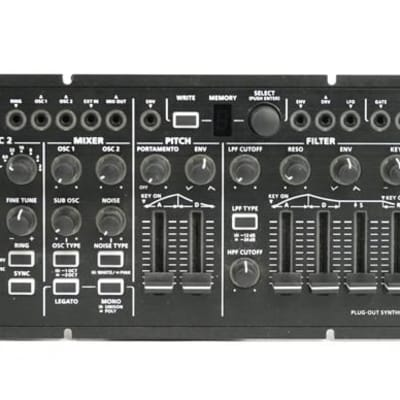 Roland System 1m Sound Programming