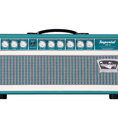 Tone King Imperial Head, Teal