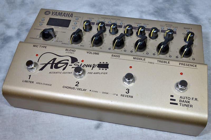 Yamaha Ag-Stomp - Shipping Included* | ISHIBASHI MUSIC