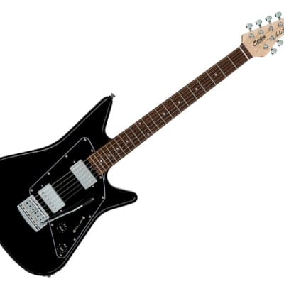Sterling by Music Man AL40-BK-R1 Albert Lee Signature in Black for sale
