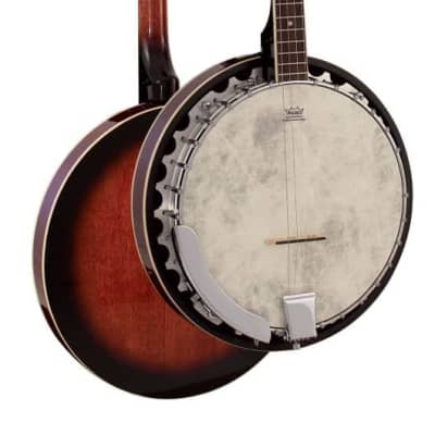 Barnes and Mullins BJ304 Perfect Tenor Banjo for sale