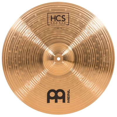 Meinl HCS Bronze Crash-Ride Cymbal 18