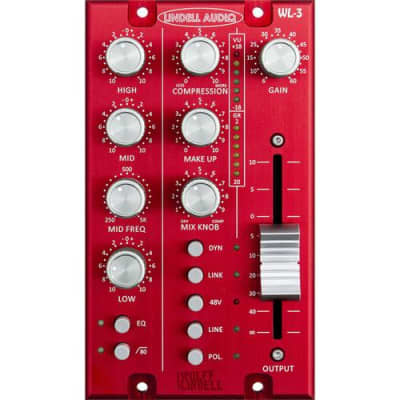 Lindell Audio WL-3 500-Series Channel Strip Module WL3