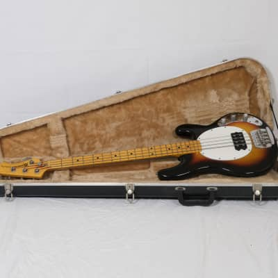 Music Man  Stingray 1976 sunburst for sale