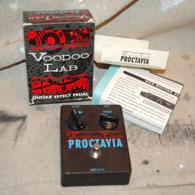 Voodoo Lab Proctavia Octave Fuzz Pedal w/Box