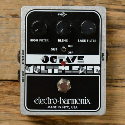 Electro-Harmonix Octave Multiplexer USED