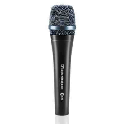 Sennheiser e945 Super cardioid Dynamic Handheld Vocal Microphone - w/Warranty, Perfect - Hurry