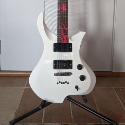 Ceccarini Guitars Kraken 2019 White Gloss for sale