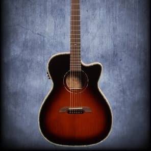 Alvarez Yairi WY1 TS Folk CE RW Cedar Sunburst for sale
