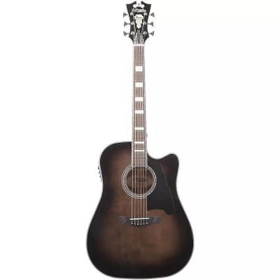 D'Angelico Excel Bowery Dreadnought with Cutaway and Electronics 2015 - 2018