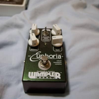 Wampler Euphoria Green