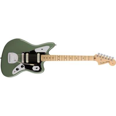 Fender American Professional Jaguar Antique Olive for sale