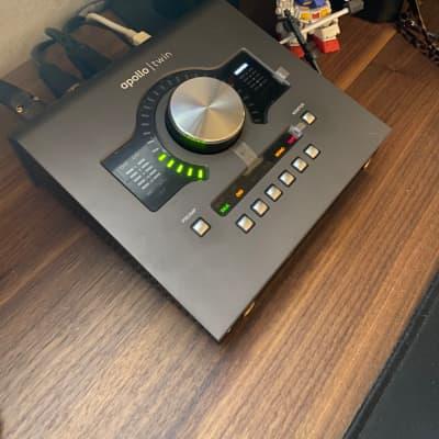 Universal Audio Apollo Twin MKII Solo 2017 Grey