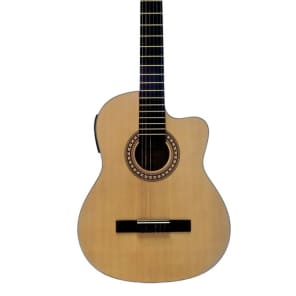 Beaver Creek BCTC901CE Full Size Acoustic/Electric Classical Guitar for sale