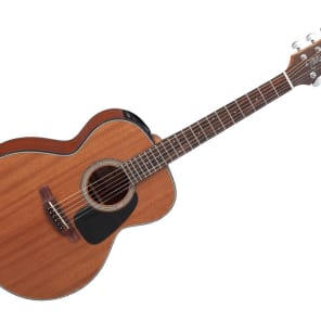 Takamine Nex-Mini Acoustic Guitar - Natural Satin/Rosewood - GX11MENS for sale