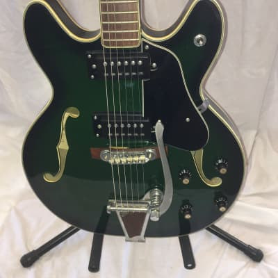 Vintage 1960's Dia 5102T Hollow Body Japan for sale