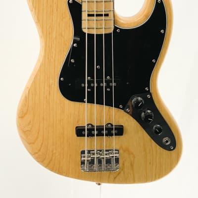 2005 Fender American Vintage '75 Jazz Bass - w/Fender TSA Flight Case for sale