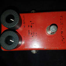MXR Dyna Comp (Pot Codes Date To Early 1979) - Block Logo