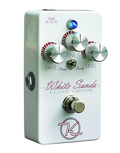 keeley kwsld white sands luxe drive distortion effects pedal reverb. Black Bedroom Furniture Sets. Home Design Ideas