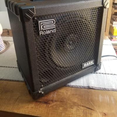 """Roland CUBE-30 Bass 30-Watt 1x10"""" Bass Combo"""