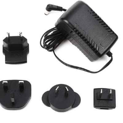 Dunlop ECB009G1 18-VOLT AC ADAPTER FOR M237 & M238 (WITH INT'L CLIPS)