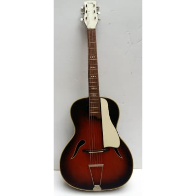 MELODY Archtop jazz acoustic , Italy eary 60's for sale