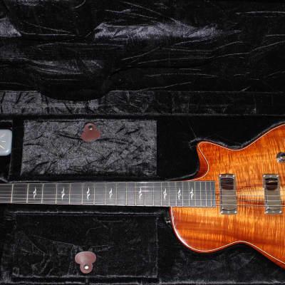 2008 Taylor Solidbody Custom Koa/Blackwood Electric • Rare & Stunning • Condition MINTY+ • FREE Ship