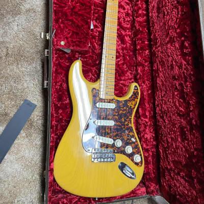 DeTemple Spirit Series Stratocastor Guitar 2003 Natural/Swamp Ash for sale