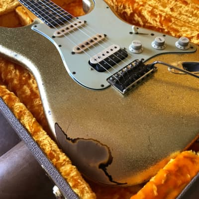John Cruz Masterbuilt 'Custom Shop '62 Reissue  Stratocaster Relic